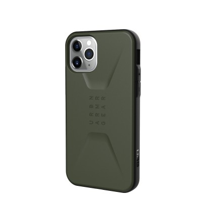 ( UAG ) Urban Armor Gear Civilian for Apple IPHONE 11 PRO Max olive drab