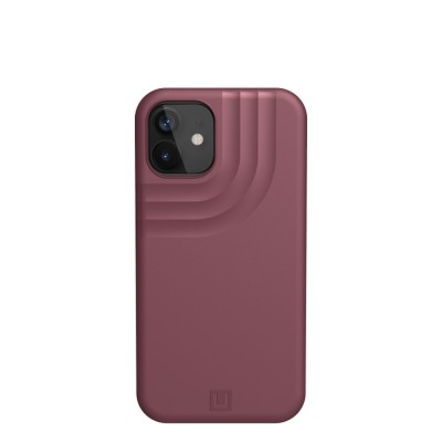 ( UAG ) Urban Armor Gear Anchor for IPHONE 12 MINI aubergine