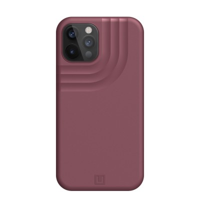 ( UAG ) Urban Armor Gear Anchor for IPHONE 12 PRO MAX aubergine