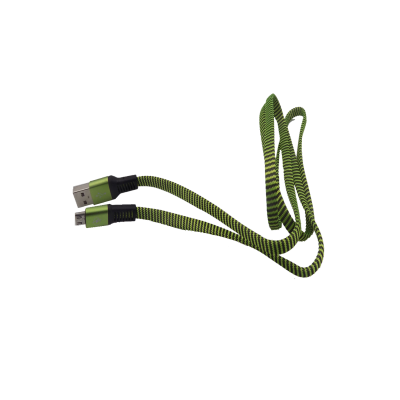 Able 1000mm Quick Charger Cable USB Elastic 2.1A MICRO USB