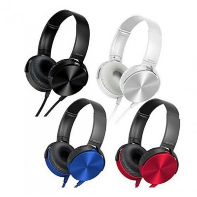 EXTRA BASS stero headphone cuffie stereo