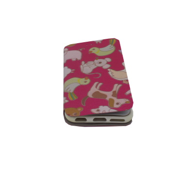 Iphone 5/5s Book Cover Colorful