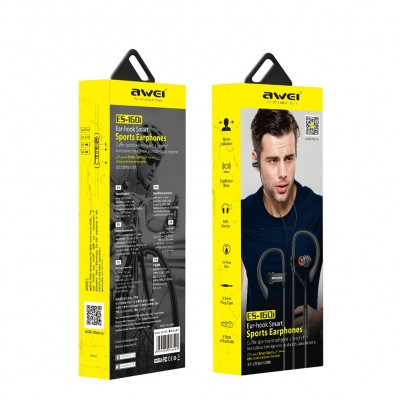 Awei es-160i sports headphones