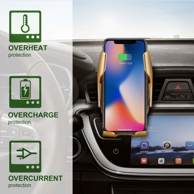 CAR BRACKET Base Smart sensor Car Wireless charger Q-A252 Andowl