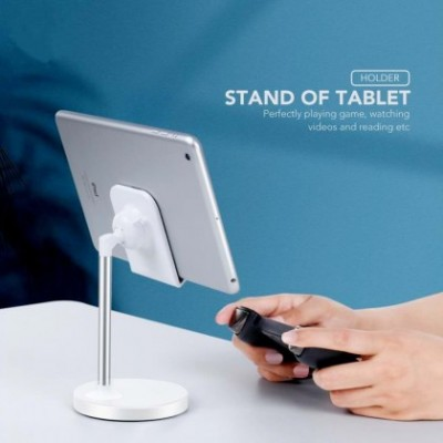 MOXOM MX-VS11 Adjustable Mount Holder 360ᵒ Suitable For All Kinds of Smart Devices Like Phones And Tablets