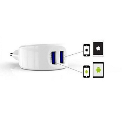 LDNIO A2269 charger with Micro USB 2.1A cable